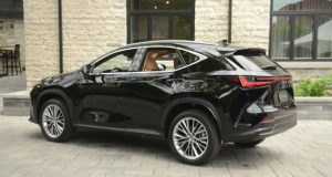 Lexus NX 2022 : Nouvelle génération, nouvelle vocation