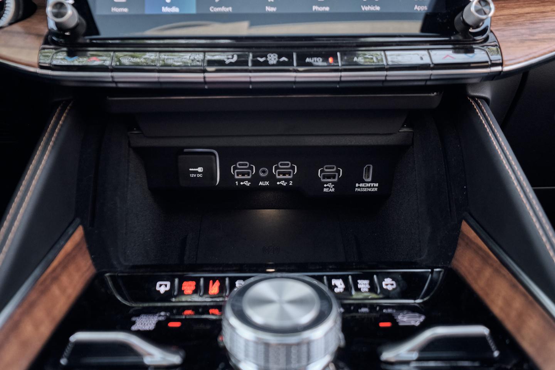 2022 Grand Wagoneer Series III Media Launch